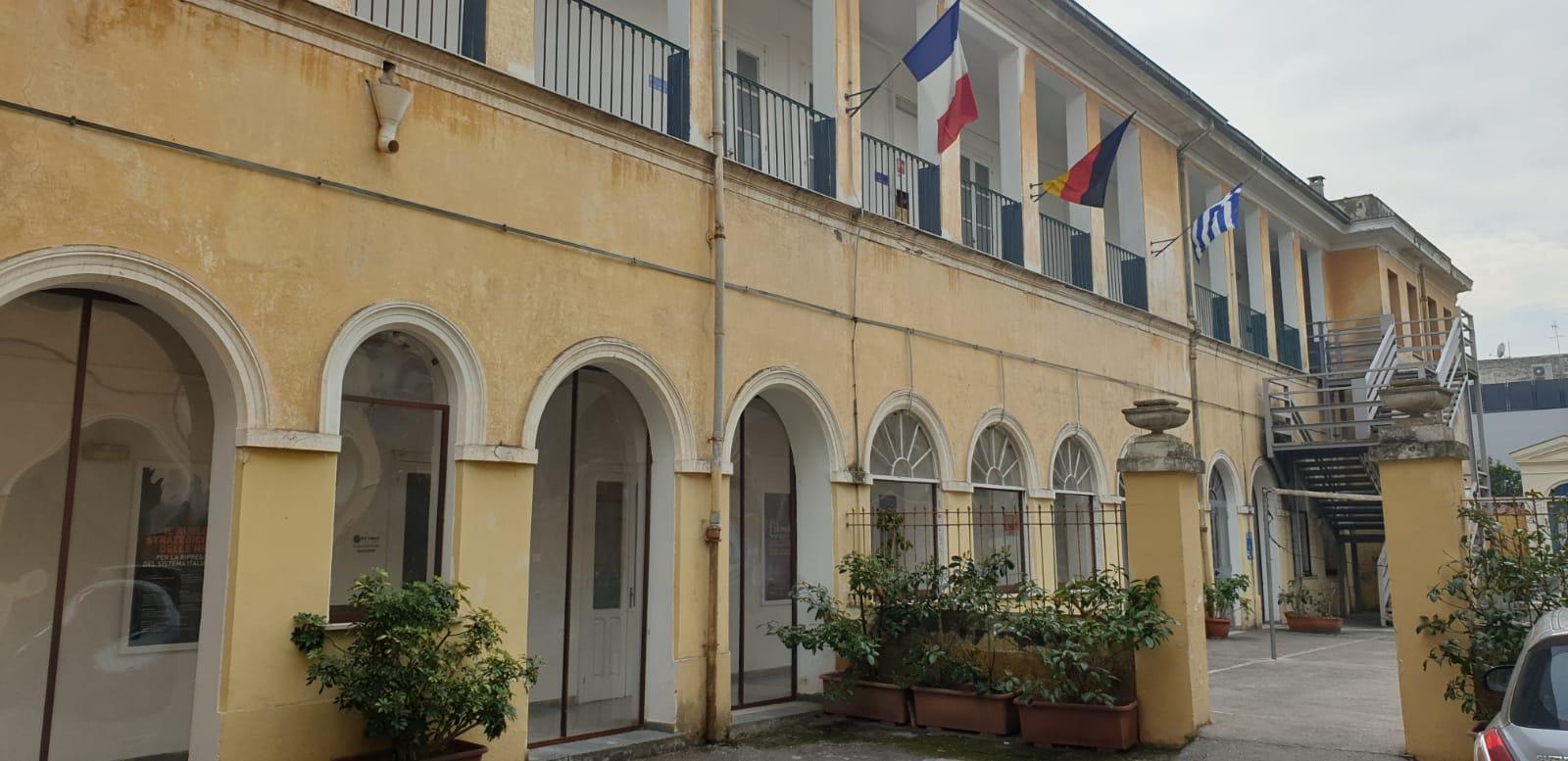 Polo Di Studio Universita Ecampus Di Pompei